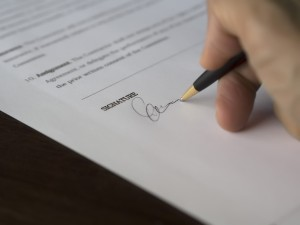 Kündigung Arbeitsvertrag Schriftform Kündigungsfristen Vertretung