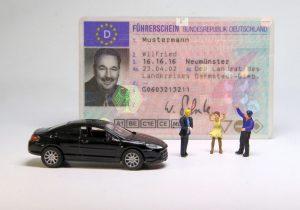 Anwalt für EU-Fahrerlaubnis im Verkehrsrecht